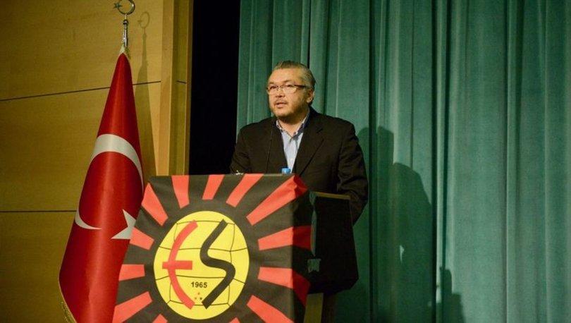 Eskişehirspor Başkanı Mustafa Akgören: