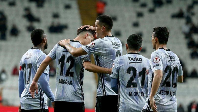 Beşiktaş 24 Erzincanspor