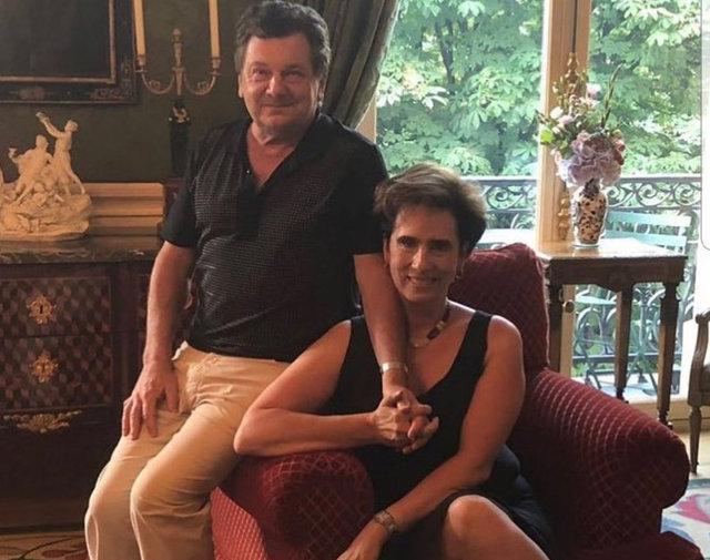 Vedat Milor: Eşimle parası için evlendim - Magazin haberleri