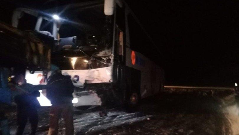 Kayseri trafik kazası
