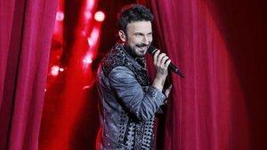 Tarkan'dan Kıbrıs'ta muhteşem yılbaşı konseri