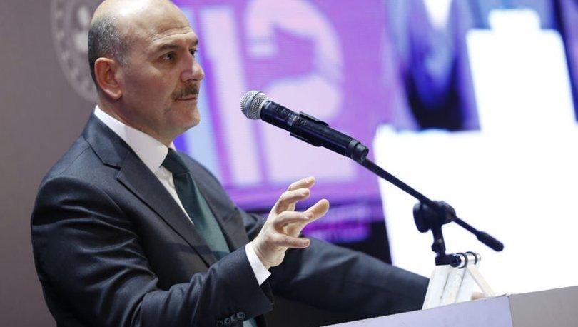 Bakan Süleyman Soylu