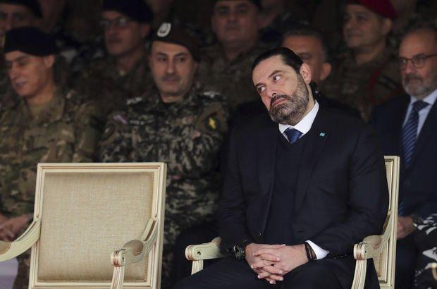 Lübnan Türkiye'den yardım istedi