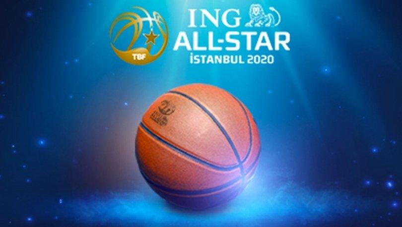 Basketbolda ING All-Star 2020'nin biletleri satışa sunuldu