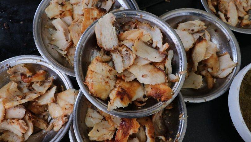 Evde tavuk döner tarifi, nasıl yapılır?