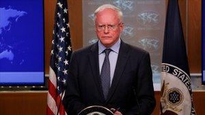 ABD'nin Suriye Özel Temsilcisi James Jeffrey Irak'ta