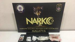 Kasapta uyuşturucu ticaretine 2 tutuklama