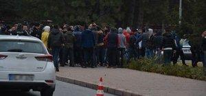 Kayseri'de kongre öncesi gerginlik