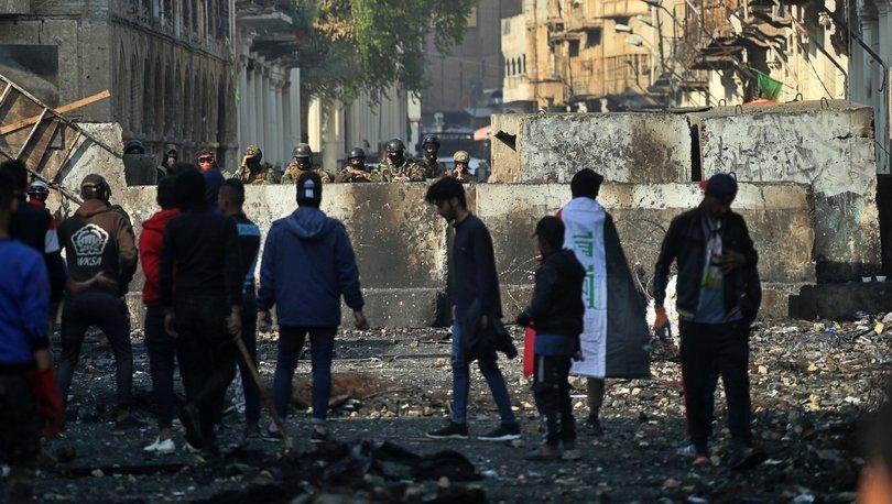 Irak ordusu başkent Bağdat'a giriyor