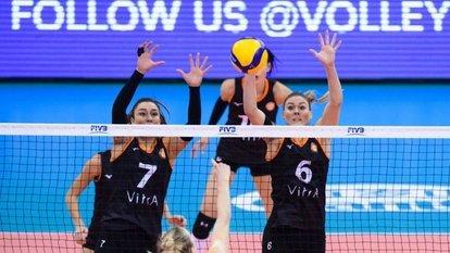 Imoco Volley: 3 - VakıfBank: 2 MAÇ SONUCU