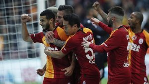 Galatasaray 3 puanı aldı!