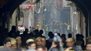 Hindistan'da facia! 43 ölü, 15 yaralı