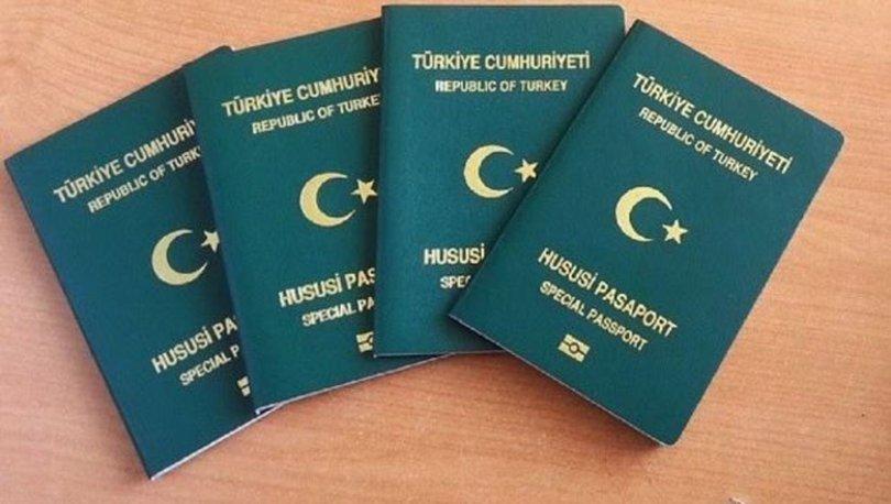 Yeşil pasaport için Avrupa izni şart