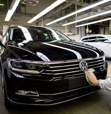 Alman otomotiv üreticisi Volkswagen