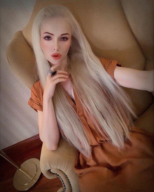 Ukraynalı Barbie'nin son hali!
