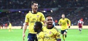 Arsenal 7 maç sonra kazandı