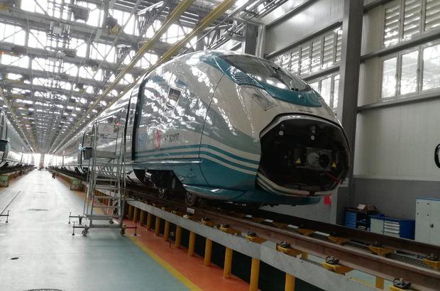 İşte Türkiye'nin yeni hızlı treni