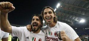 Gattuso ile Ibra yeniden buluşuyor