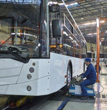 Yerli otobüs üreticisi Temsa, 23 Aralık