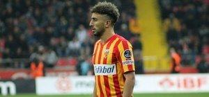 Bilal, Kayserispor'dan ayrıldı