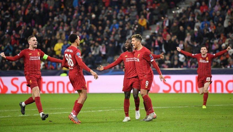 Salzburg Liverpool
