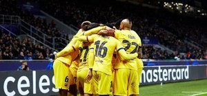 Barça, Inter'i yaktı!