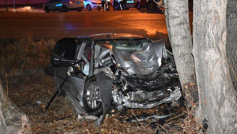 kırıkkale trafik kazası