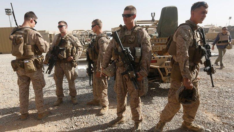 Afgan militanlar Bagram Üssü'ne saldırdı