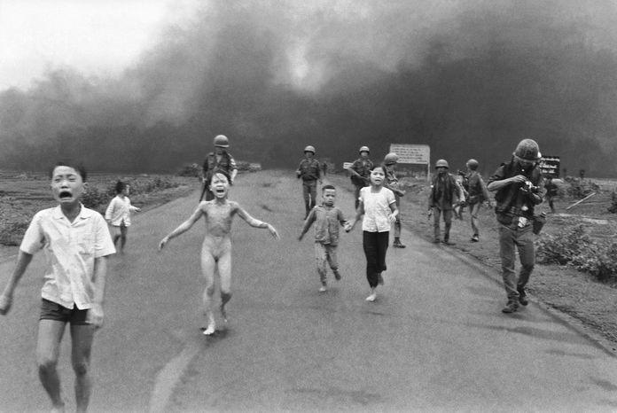 Nick Ut, 'Napalm Kızı' fotoğrafıyla 1973'de Pulitzer aldı.