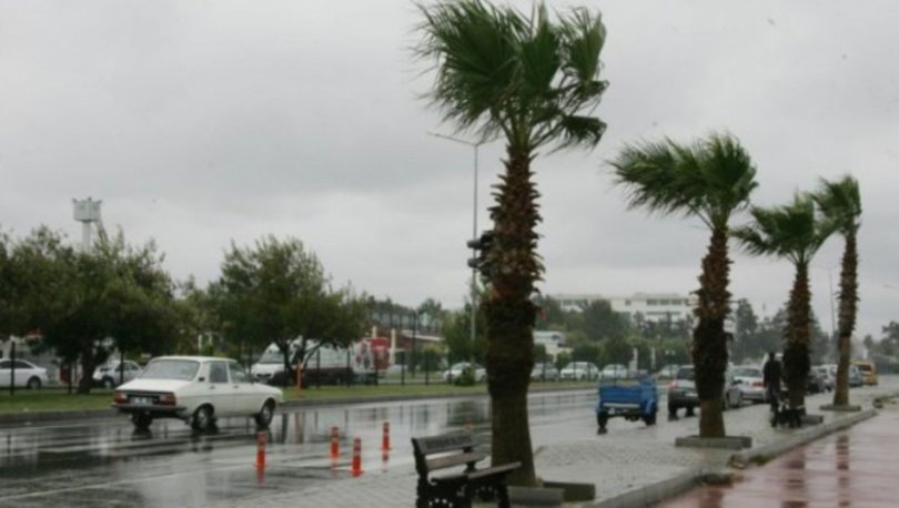 Antalya hava durumu