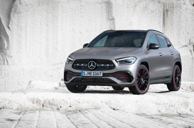 Mercedes GLA'nın yeni nesli tanıtıldı
