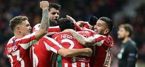 Atletico Madrid bileti aldı!