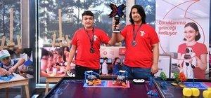 Adana'dan dünya şampiyonu çıktı!