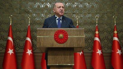 Cumhurbaşkanı Erdoğan açıkladı: Ayda 894 liraya konut