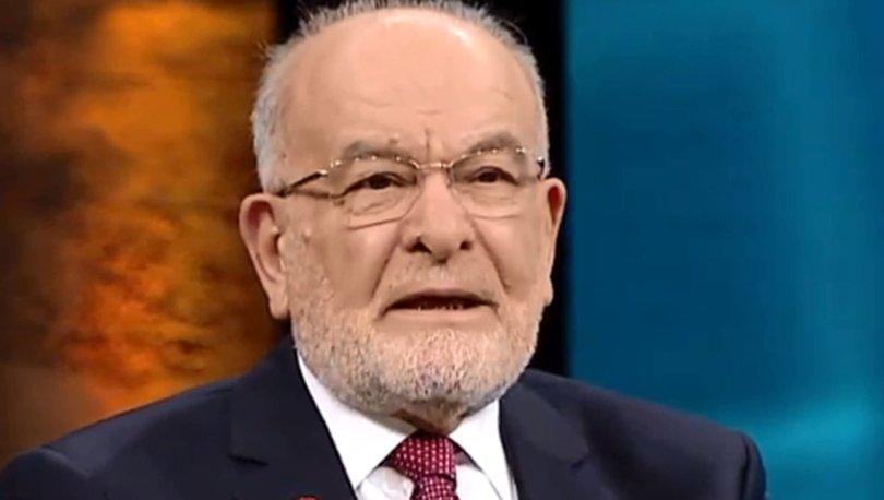 Saadet Partisi Genel Başkanı Temel Karamollaoğlu: Yanlış çıkışlar ...