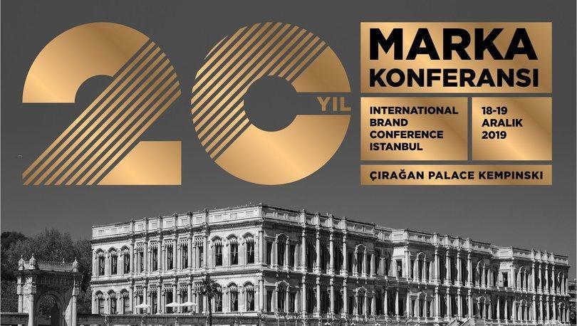 Marka Konferansı'nın 20. yılı için geri sayım