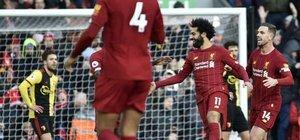 Liverpool 8'de 8 yaptı