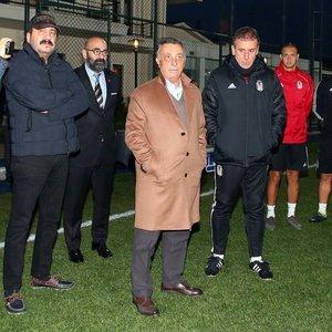 Beşiktaş'a başkan desteği