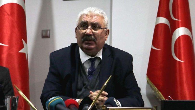 MHP'den yeni partilere ilişkin açıklama