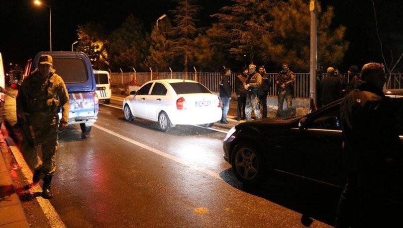 silahlı saldırı iddiası