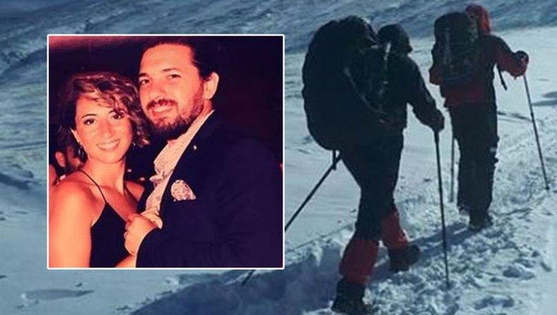 SON DAKİKA KAYBOLAN DAĞCILAR! Uludağ'da kaybolan dağcının eşi:
