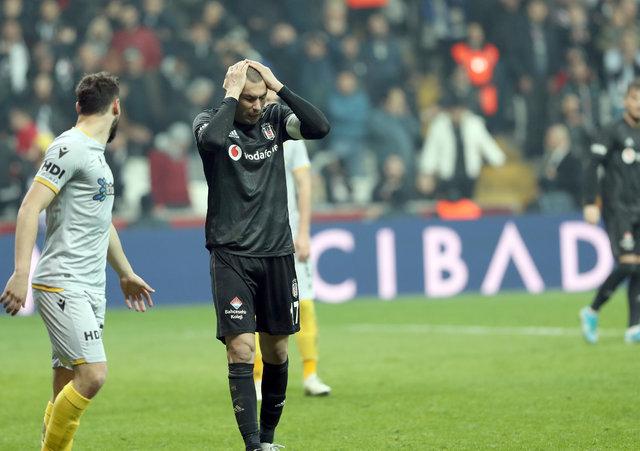 Beşiktaş - Yeni Malatyaspor maçının yazar yorumları