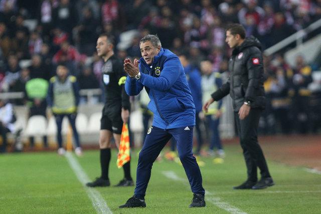 Sivasspor - Fenerbahçe maçının yazar yorumları
