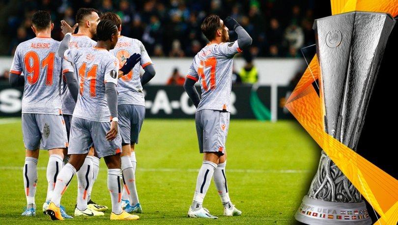 Başakşehir'in Avrupa Ligi'ndeki rakibi Sporting Lizbon!