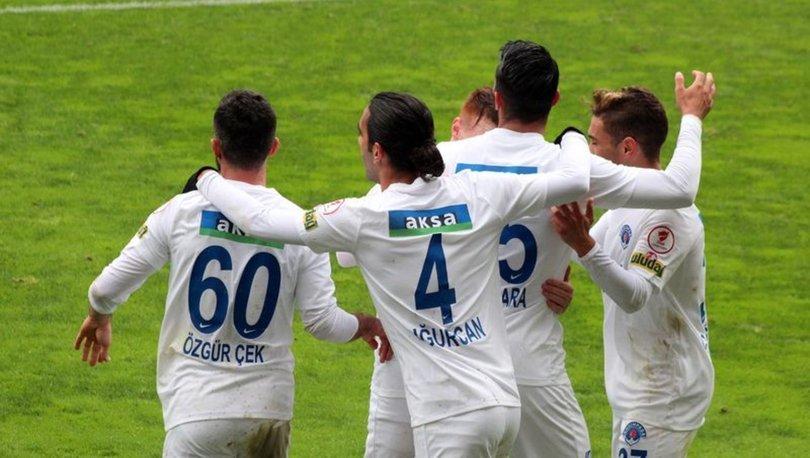 Kasımpaşa, Türkiye Kupası'nda Vanspor FK'ye konuk olacak