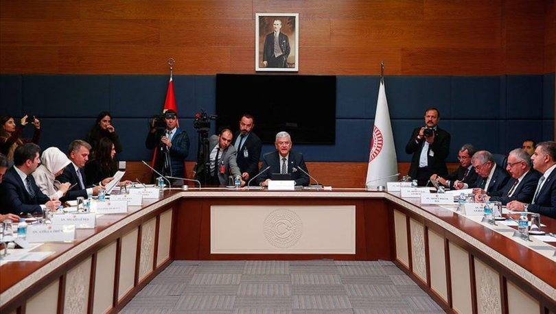 Libya muhtırası oy çokluğu ile kabul edildi