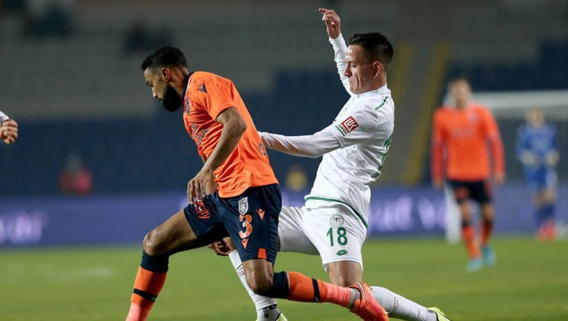 Başakşehir: 1 - Konyaspor: 1 | MAÇ SONUCU