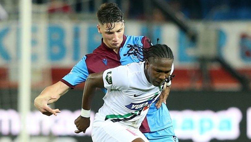 Trabzonspor: 1 - Denizlispor: 2 | MAÇ SONUCU