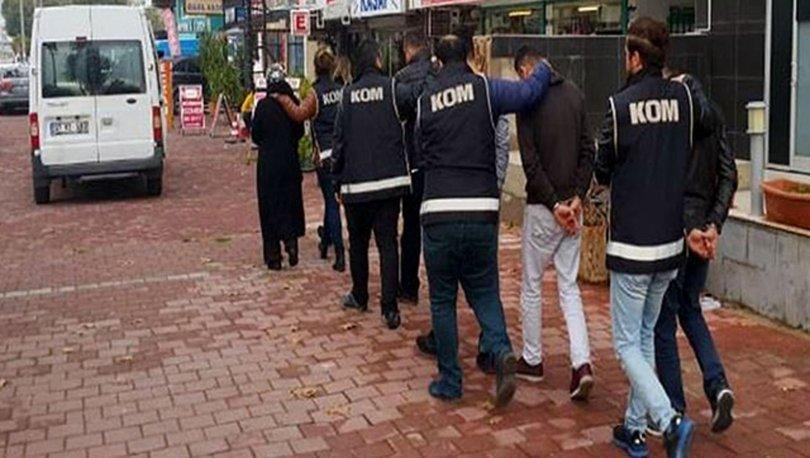 Dolandırıcılık çetesine operasyon: 6 tutuklama