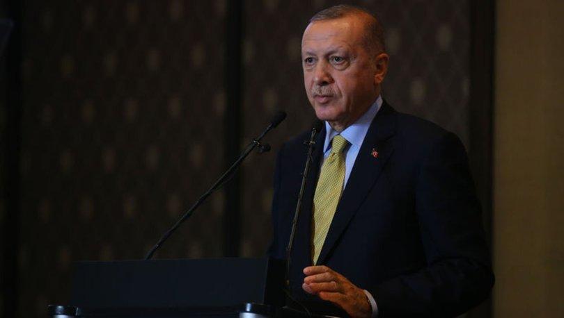 Cumhurbaşkanı Erdoğan'ndan Cenevre'de önemli açıklamalar